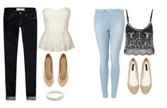 Ariana Grande inspired outfits for a meal out and the cinema! (you can wear either for any occasion!) Find everything here! If it's really cold, try adding a leather jacket or a hoodie!