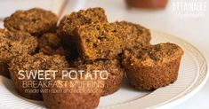 Vegan Sweet Potato Muffins for a Healthy Breakfast