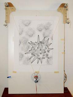 Polargraph Pollen | by kongorilla