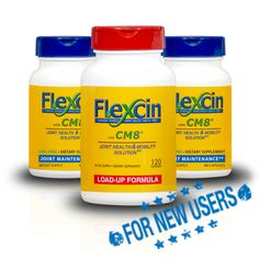 Flexcin Starter Pack Joint Supplements