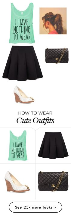 """""""' I Have Nothing To Wear'"""" by em003day on Polyvore featuring MICHAEL Michael Kors, Chanel, women's clothing, women, female, woman, misses and juniors"""