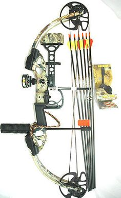 2013 Bear Archery Outbreak Complete RTH Package