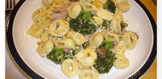 Ricetta - Tortellini ai Broccoletti
