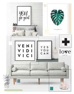 """""""veni vidi vici"""" by zpeale ❤ liked on Polyvore featuring art"""