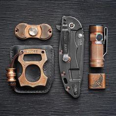 Black & Copper EDC... #edckit