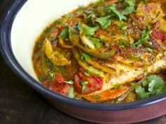 Moroccan Fish Tagine. To try. Photo © Culinate (#447831)
