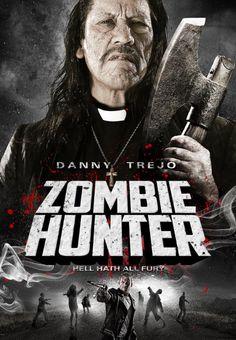 Danny Trejo and Martin Copping in Zombie Hunter (2013)