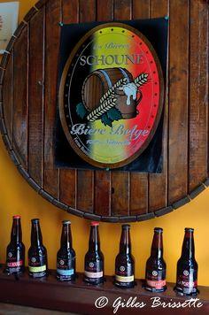 Ferme Brasserie Schoune produit beaucoup de bières rafraîchissantes et surprenantes http://www.gardemangerduquebec.ca/fr/carte/membre/ferme-brasserie-schoune