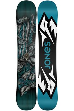 High speed, chute bombing stability for inbounds domination is what makes the Jones Mountain Twin so great. A combination of freestyle and freeride concepts the Mountain Twin lets you show off your mad riding skills wherever you end up being.