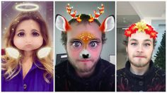 Snapchat's gift to you this Christmas: more filters and lenses http://mashable.com/2016/12/23/snapchat-holiday-festive-lenses-filters/?utm_cid=hp-r-2