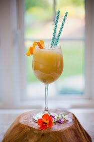 Straight to the Hips, Baby: Painkiller Cocktail