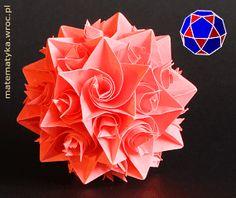 Wielościany z kręciołków. Curlers. http://www.matematyka.wroc.pl/rozmaitosci/matematyczne-origami Wrocławski Portal Matematyczny. Gyroscope Lewis Simon modul: http://www.matematyka.wroc.pl/doniesienia/modul-z-bazy-kwadrat-i-trojkat