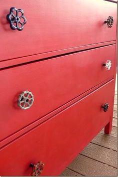 Fire fighter dresser