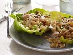 Cook Once, Eat All Week: Roast Chicken: Monday: Chicken Lettuce Cups http://www.prevention.com/food/healthy-recipes/easy-fast-chicken-recipes?s=3