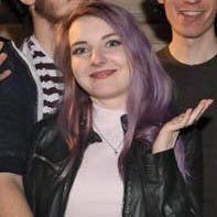 ha i even heard ldshadowlady say that this pick would haunt her on the internet