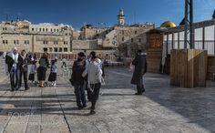 The square of the Wall of the Lamentations. by jimbos from http://500px.com/photo/211424891 - The Jerusalem Wailing Wall is the holiest place for Judaism and one of those places where the energy of faith is perceived.  The wailing wall was erected over 2000 years ago and is actually a retaining wall which held the outermost part of the Temple Mount where the Second Temple the one that propelled Herod the Great stood. It was destroyed by the Romans but according to Jewish religious extremists…