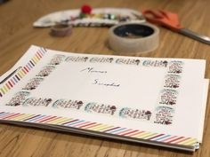 Mummy's Scrapbook with Design Bundles How To Make Scrapbook, How To Make An Envelope, Old Cards, Family Memories, Printing Labels, Design Bundles, Baby Photos, Something To Do, Birthdays