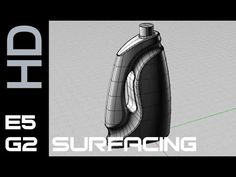 E5 Rhino Tutorial - G2 Surfacing Basics - YouTube