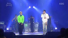"""Los cantantes Zion.T y Crush aparecieron en la transmisión del 6 de Febrero del programa de KBS, """"Yoo Hee Yeol's Sketchbook"""", en el que interpretaron en vivo su canción colaborativa, """"Just"""". Durant..."""
