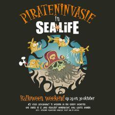 Opdrachtgever: Sea Life Blankenberge