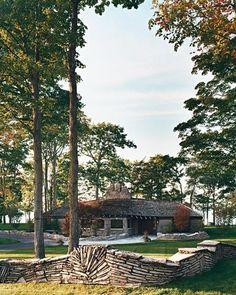 stone cottage by SpicySugar