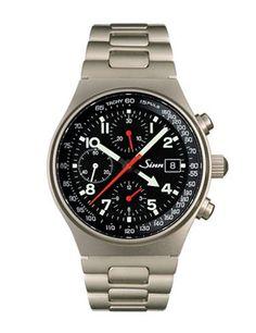 Sinn Uhren: Modell 144 GMT Ti