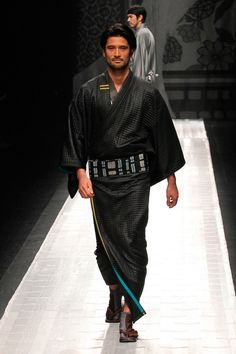 kimono - Jotaro Saito F/W 13