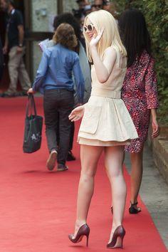 Dakota Fanning @ 70th edition of the Venice Film Festival (Aug.31, 2013)
