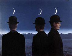 Le Chef D'Oeuvre ou Les Mysteres de L'Horizon, 1928, René Magritte