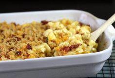Smoky, Creamy Bacon Macaroni and Cheese: Macaroni and Cheese With Bacon