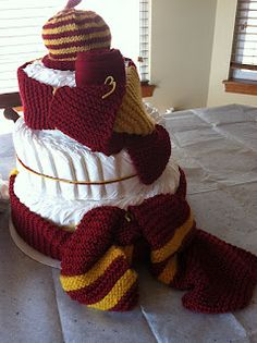 the knotty krafters: A Harry Potter Baby Shower?!? Yes, please.