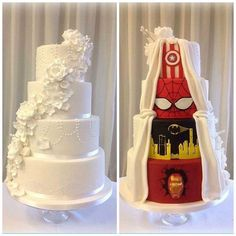 Business on the outside, party on the inside What have you envisioned your wedding cake to look like? ATTITUDEHOLLAND.NL | We ship worldwide