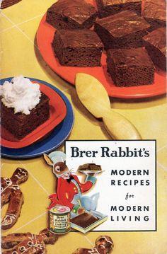 Brer Rabbit's Modern Recipes for Modern Living