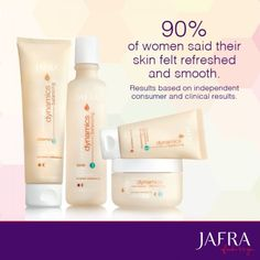 Attain a healthy, even complexion with products that normalize combination skin. http://jafra.me/3nbh