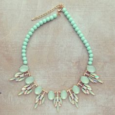 Winter Pastels: Necklace (Pree Brulee) | FMB