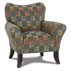 Have to have it. Rowe Piccadilly Accent Chair - Grey $893.00