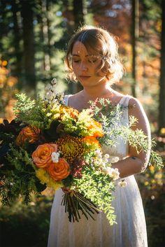shooting d'inspiration mariage - Thème bohème organic | Photographe :  Zéphyr et Luna | Donne-moi ta main - Blog mariage