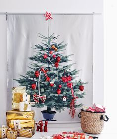 Check out the gorgeous range of decorations available in the IKEA Christmas 2014 range. Ikea Christmas Tree, Scandinavian Christmas, Christmas 2014, First Christmas, Winter Christmas, Christmas Tree Decorations, Holiday Decor, Winter Holidays, Ikea Fabric