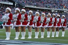 2011 Patriots Cheerleaders vs. Dolphins