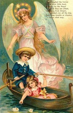 O auxílio dos anjos da guarda é importante especialmente diante das tentações, afinal, eles foram colocados ao nosso lado para livrar-nos do inferno e levar-nos ao Céu.