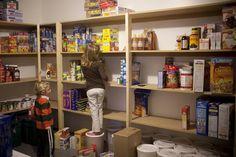 food storage room - Google Search
