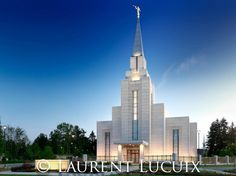 LDS #temple in vancouver, BC, Canada. #architecture #religion #LDS