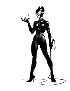 Female domination catwoman — pic 11
