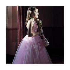 Stunning Kids pink ballgown, perfect for a confirmation or a wedding - Travis Designs Sequin Ballgown Kiddicare.com