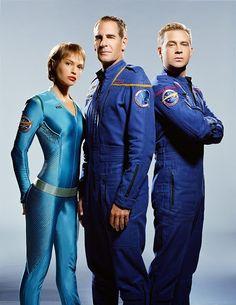 T'Pol, Archer, Trip - Star Trek: Enterprise   #startrek #LLAP #kurttasche