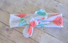 Knot Headband by DimpledCutieCreation on Etsy
