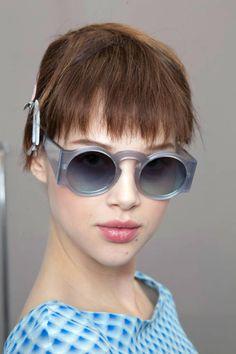 Sunglasses - Cacharel Spring 2013