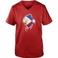 Philippines Flag - Mens Premium T-Shirt  #gift #ideas #Popular #Everything #Videos #Shop #Animals #pets #Architecture #Art #Cars #motorcycles #Celebrities #DIY #crafts #Design #Education #Entertainment #Food #drink #Gardening #Geek #Hair #beauty #Health #fitness #History #Holidays #events #Home decor #Humor #Illustrations #posters #Kids #parenting #Men #Outdoors #Photography #Products #Quotes #Science #nature #Sports #Tattoos #Technology #Travel #Weddings #Women