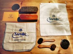 Take good care of your Boots. #saphir #leather #boots