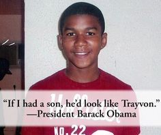 Thank you, Barack Obama, for getting personal about this.